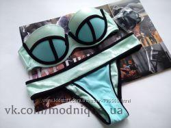 Купальники бандо Виктория Сикрет Victorias Secret, оригинал в наличии