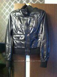 Продам кожаную курткуТурция