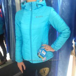 Женские куртки - Columbia Omni-heat - создай своё собств. тепло. 5 цветов