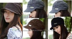 Стильная женсая кепка