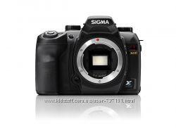 Зеркальная цифровая фотокамера sigma SD-15 body