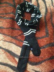 Полосатый шарф Gap