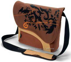 Чехол-сумка для ноутбука Dicota PepUp Junior Mystiquе Brown 156