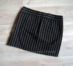 Стильная юбка классика naf naf