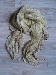 Объемный шарф, платок, палантин. Индия