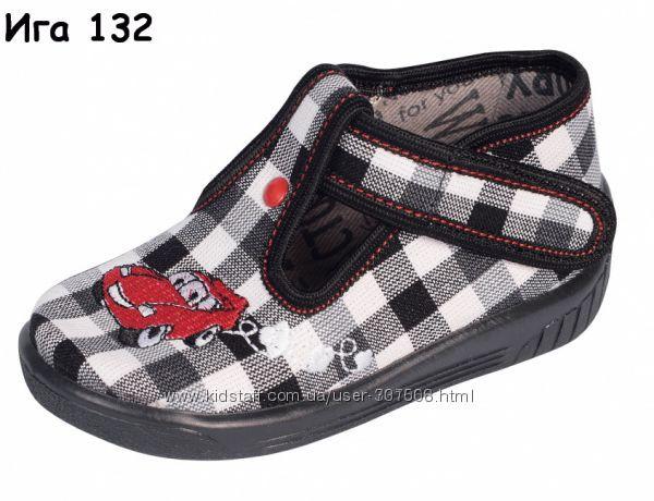 Шаговита детская обувь зима 2015