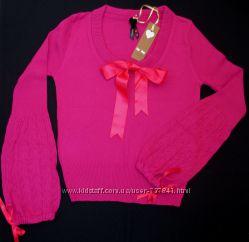 Свитер женский розовый фуксия размер М-L 46-48