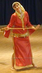 Платье для восточных танцев саиди