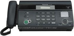 Телефон-факс Panasonic KX-FT982