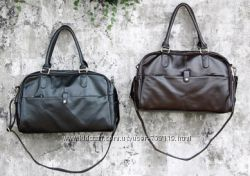 Стильная дорожная сумка, недорого, мягкая кожа, элегантная