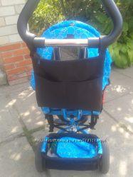 Сумочка на детский велосипед, сумка на родительскую ручку велосипеда