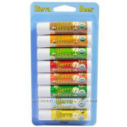 Органический бальзам для губ Sierra Bees и др продуция