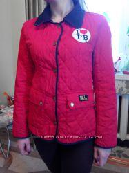 Женская куртка ветровка стеганка пиджачок от Denim