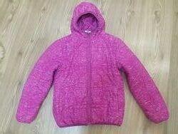 Стильная демисезонная куртка курточка девочке 9-11 л 140-146 см.