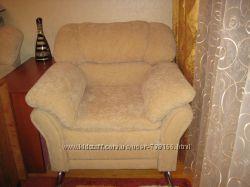 Новое шикарное кресло для отдыха, очень мягкое