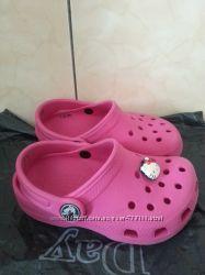 Кроксы Crocs 25р. 16 см.