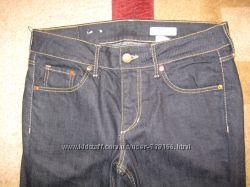 Темные джинсы Slim 27р.