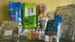 Чай зеленный в ассортименте из Японий, оригинал