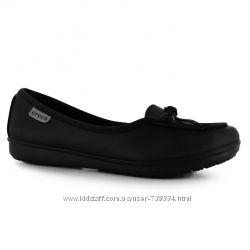 Туфли-балетки Crocs, стелька 25 см