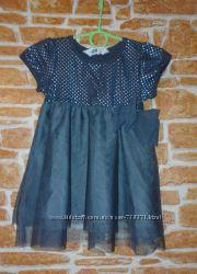 Летнее нарядное платье H&M на девочку