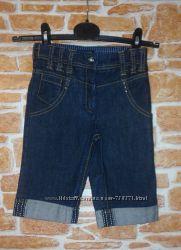 Джинсовые шорты Esprit на девочку 4года