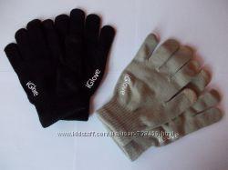 Перчатки для сенсорных экранов iGlove для айфона, смартфона, телефона