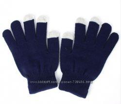 Сенсорные перчатки для телефона, смартфона, планшета