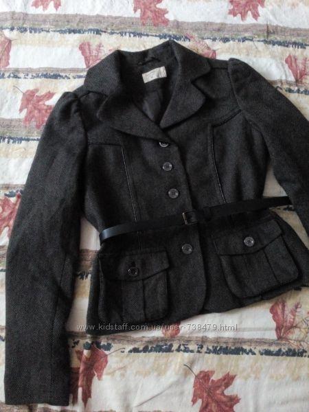 Reserved EUR36 пиджак піджак куртка полупальто