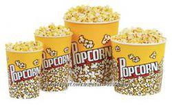 Жареный попкорн
