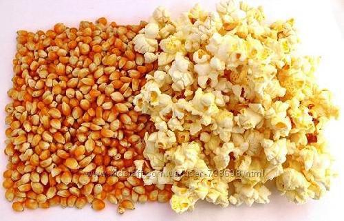 В чём приготовить зёрна попкорна
