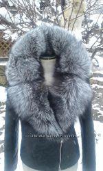 Куртка кожа с мехом