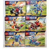 Конструктор Ninja, Nexo Knights