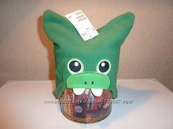 H&M Шапочка-дракончик для ребенка 6-12м. Доставлена из США