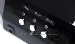 Лампа для ногтей 36 вт ccfl & led гибридная цвет черный
