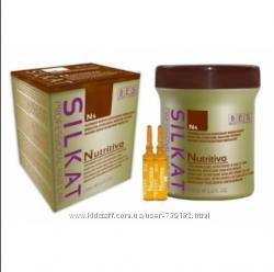 Восстанавливающая минерализованная сыворотка Silkat Nutritivo ампулы