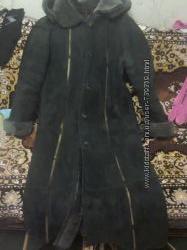 Натуральная дублёнка на девушку  48-52р