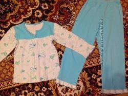 Пижама Бемби на девочку 128р