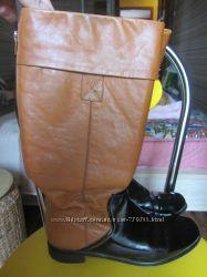 Стильные сапожки Braska 38-39 размер