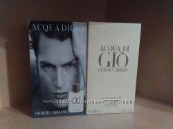 Мужской парфюм Armani Acqua di Gio. В наличии.