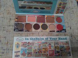 Оригинал Палитра для макияжа  theBalm - In theBalm of Your Hand В наличии.