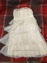 Шикарное платье на торжество Oggi XS