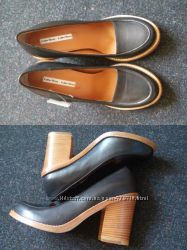 Кожаные туфли other stories 36-37