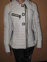 Куртка пуховик стеганный
