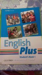Продам учебник English plus