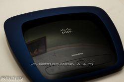 Продам 2х диапазонный Маршрутизатор Linksys E3000 2, 4 и 5 ГГц