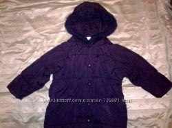 Демисезонная куртка для девочки на 12-18 месяцев. фирма Next