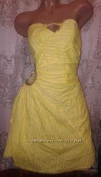 Платье Morgan. суперское. размер 40-44. хлопок. как новое