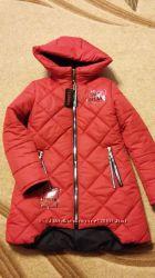 Крутая зимняя куртка Новая