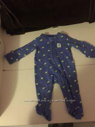 Человечеки для новорожденного Carters картерс костюмчик