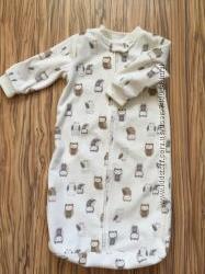 Пижама картерс конверт Флисс